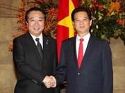 Viet Nam y Japón intensifican relaciones de colaboración