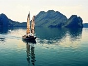 Crece llegada de visitantes a Viet Nam en octubre