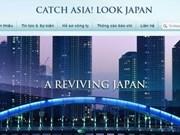 VNA y Fuji TV abren página web empresarial
