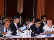 Concluye seminario internacional sobre Mar Oriental
