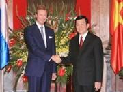 Viet Nam y Luxemburgo fomentan nexos