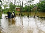 Viet Nam: 24 muertos y desaparecidos por inundaciones