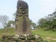 Descubierta torre de piedra del siglo XI en Bac Ninh