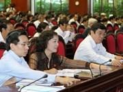 Parlamento vietnamita aprobó crecimiento anual de 7%