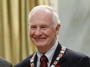 Gobernador General de Canadá visitará Viet Nam