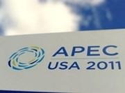 Inauguran sesión plenaria de APEC