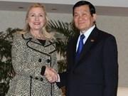 Contribuye Vietnam a éxito de la cumbre de APEC