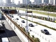 Inauguran en Vietnam mayor túnel del Sudeste Asiático