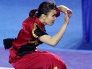 Viet Nam cumple en los juegos deportivos regionales