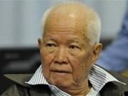 Cambodia reanuda juicios contra dirigentes de Khmer Rojo