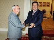 Premier cambodiano agradece ayuda de Vietnam