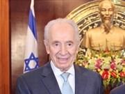 Concluye presidente de Israel visita a Viet Nam