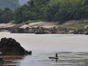Inauguran reunión de Comisión del Río Mekong