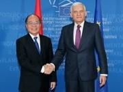 Presidente parlamento vietnamita concluye con éxito visita a Europa