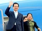 Primer Ministro vietnamita asistirá a Cumbre del Mekong