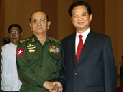 Vietnam y Myanmar fortalecen su cooperación