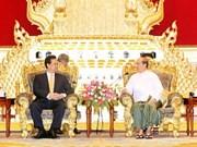 Premier vietnamita concluye su visita a Myanmar