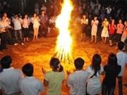 Vietnam presente en la Fogata de Amistad en Cuba