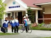 Vietnam agradece ayuda internacional a niños desamparados