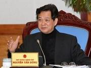 Gobierno analiza agenda de trabajo para 2012
