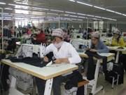 Fuerte aumento de exportación de confecciones textiles