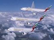 Opera Emirates vuelos a Vietnam