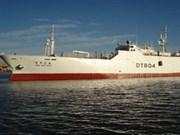 Tres vietnamitas muertos en incendio de barco sudcoreano