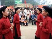 Vietnam celebrará festival del Templo de los Reyes Hung
