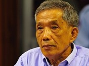 Condenado a cadena perpetua jefe torturador del Khmer Rojo
