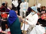 Organismos internacionales ayudan a Vietnam en control del cáncer