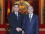 Vietnam y Myamar dinamizan cooperación en auditoría