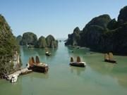 Llegan cruceros internacionales a provincia norvietnamita