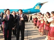 Concluye Presidente Truong Tan Sang visita a Laos