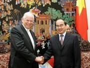 Vietnam y Austria potencian cooperación educacional