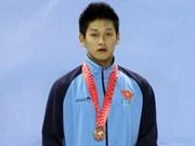 Nadadores vietnamitas ganan medallas en torneo estadounidense