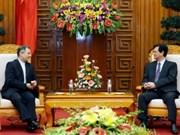 Premier vietnamita resalta aportes del embajador iraní saliente