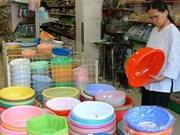Productos vietnamitas ganan fama en mercado cambodiano