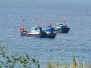 Rescatan a nueve pescadores vietnamitas en Filipinas