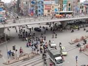 Japón ayudará a Vietnam a mejorar transporte público