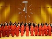 Actuará coro finlandés Dominante en Vietnam