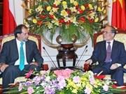 Presidente del Senado de Chile inicia visita a Vietnam