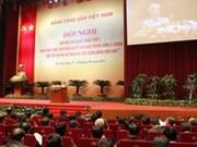 Partido Comunista de Vietnam consolida sus filas