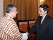 Vietnam y Bután fomentan relaciones cooperativas