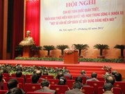Concluida conferencia nacional del Partido
