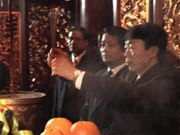Celebrarán festival del Templo de los Reyes Hung