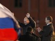 Vietnam felicita a Putin por victoria electoral en Rusia