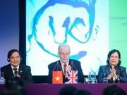 Seminario sobre educación vietnamita en Londres
