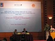 Apoyará ONU a programa vietnamita contra desigualdad de género