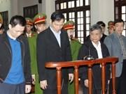 Abren juicio contra ex dirigentes de Vinashin