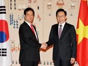 Vietnam y Sudcorea fortalecen cooperación